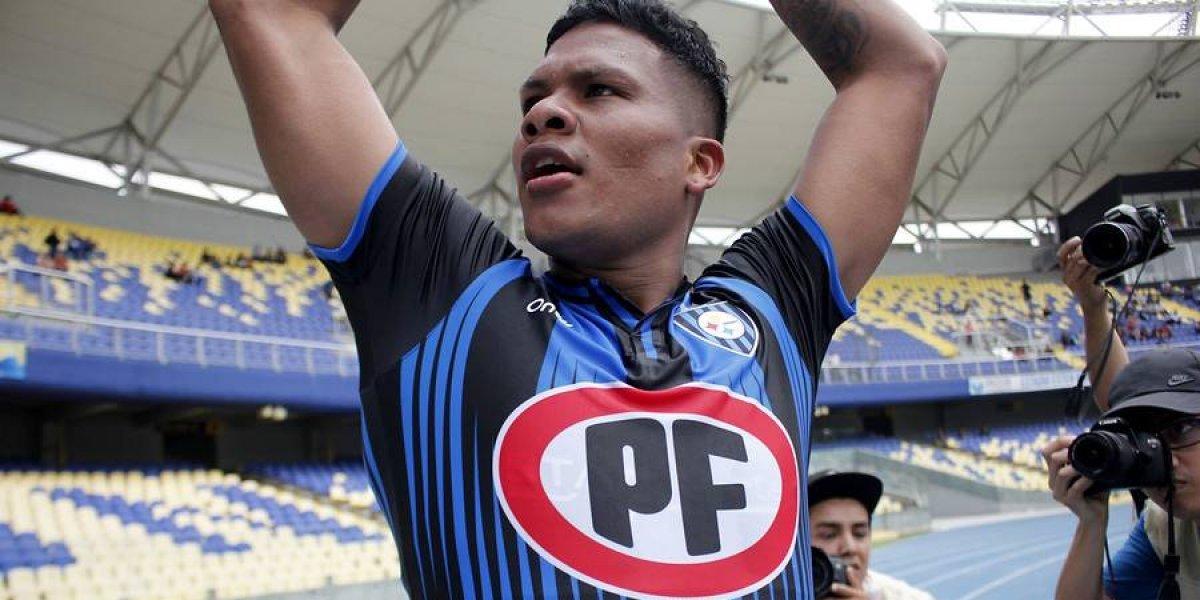 Huachipato pierde a su nueva estrella venezolana por dos meses