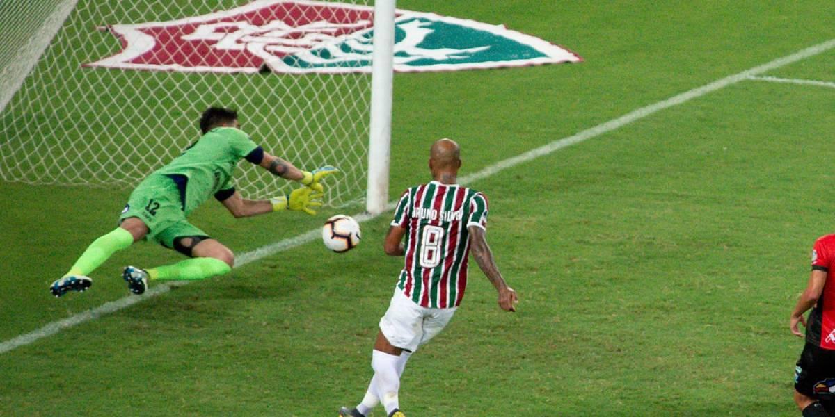 "Hurtado, héroe de Antofagasta ante Fluminense: ""Fue un partido soñado para mí"""