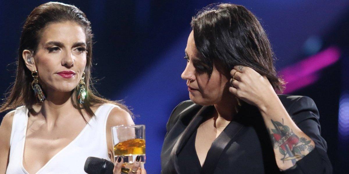 """Jani Dueñas y su traspié en Viña: """"Había una intuición mía de que un festival tan grande como este no era para mí"""""""