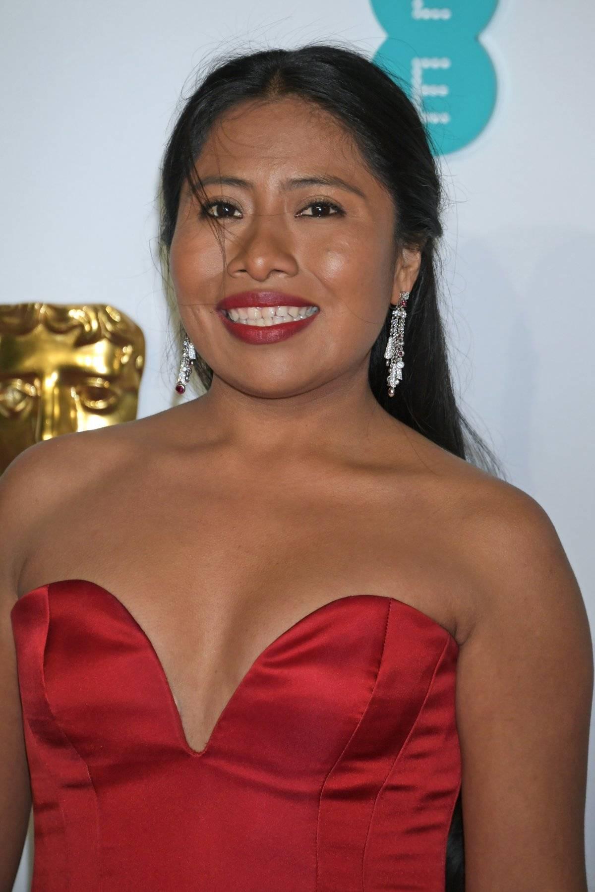Alexsandro Palombo convirtió a Yalitza Aparicio en un personaje de Los Simpson Getty Images