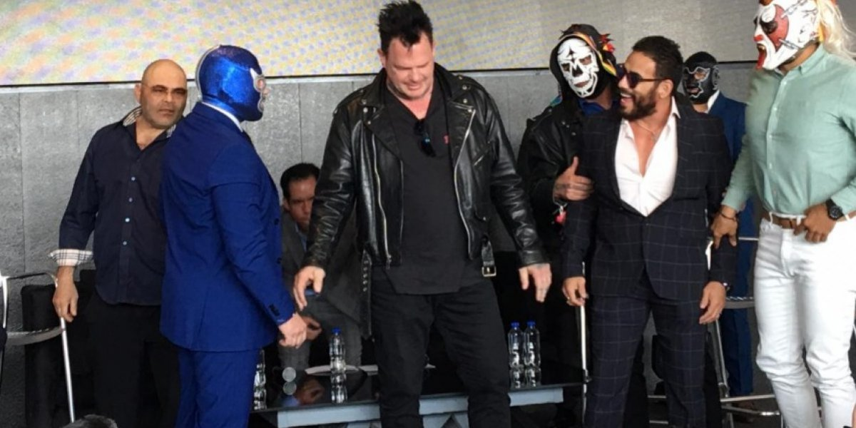 Triple A anuncia máscara vs. cabellera entre Blue Demon Jr. y Dr. Wagner Jr.