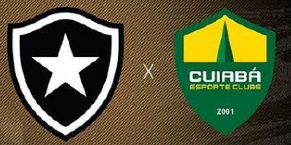 Copa do Brasil 2019: onde assistir ao vivo online o jogo BOTAFOGO X CUIABÁ