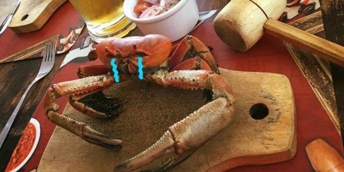 La veda nos deja sin cangrejos en Carnaval, ¿cuándo se inicia?