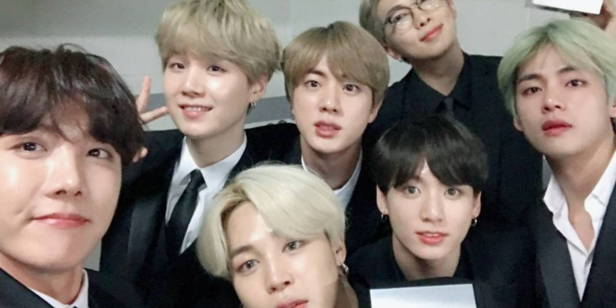 Grupo BTS ganha grande prêmio no 16º Korean Music Awards