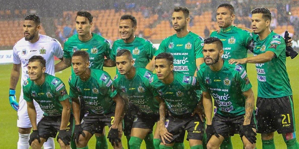 Se termina la aventura de Guastatoya en la Liga de Campeones de la Concacaf