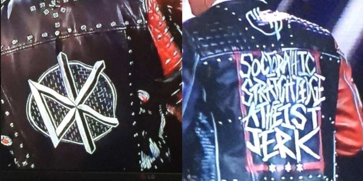 Wisin y Yandel usaron chaquetas con parches de bandas de Punk en Viña del Mar 2019 y causó ira en redes