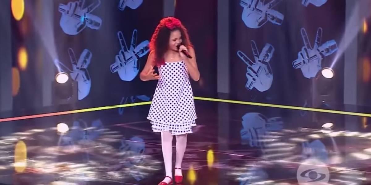 La nueva Patricia Teherán podría estar en La voz kids, esta fue su audición