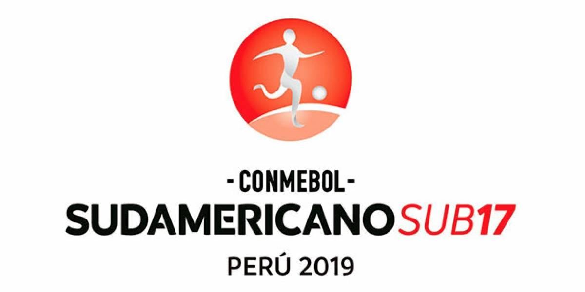 ¿Mala suerte? Grupo de la muerte para Colombia en el Sudamericano Sub-17