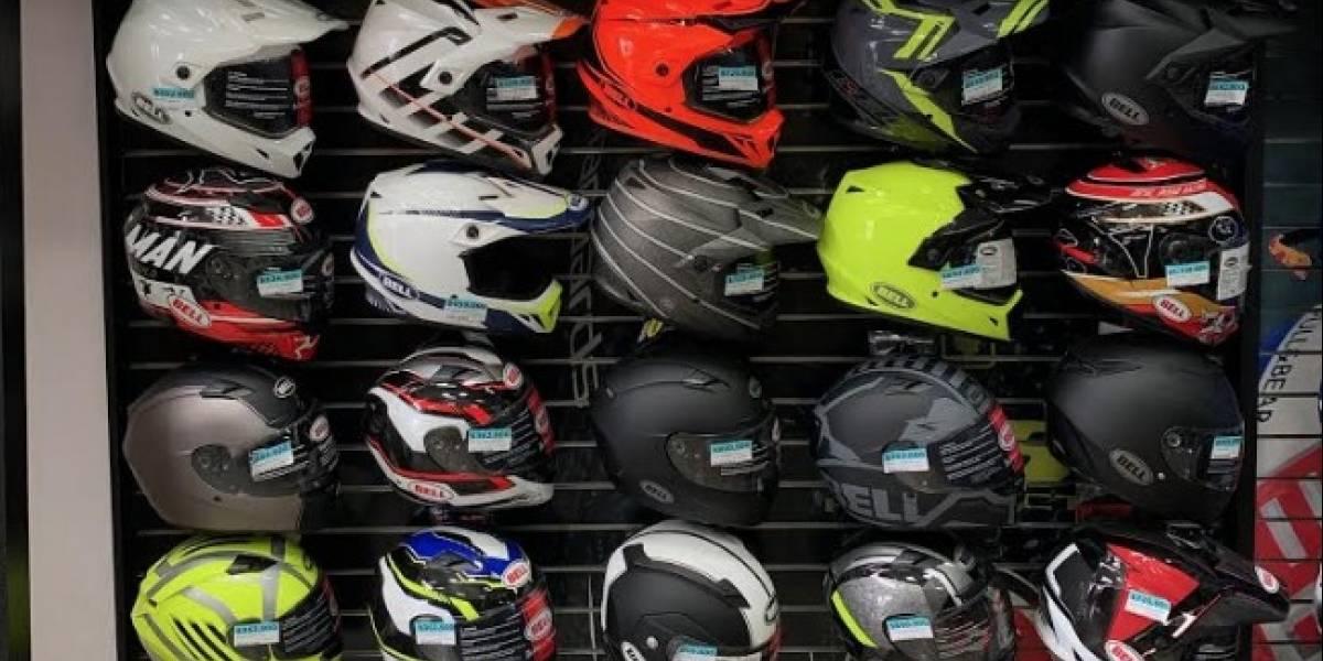 Así funcionarán las nuevas normas de cascos para motos en el país