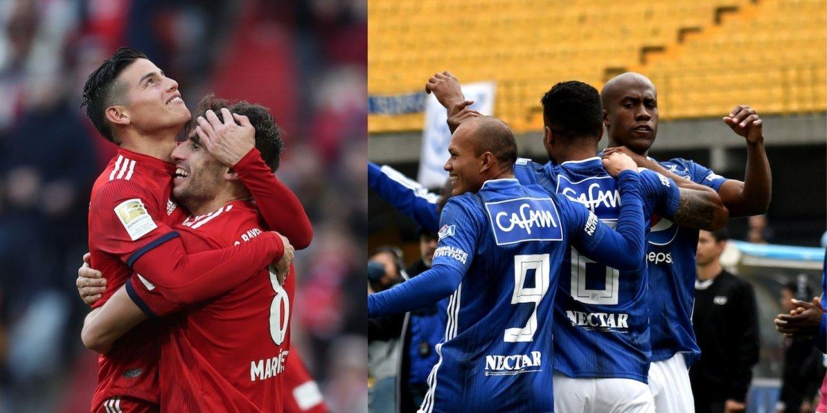 El coqueteo del Bayern Múnich a Millonarios, ¿jugarán un amistoso muy pronto?
