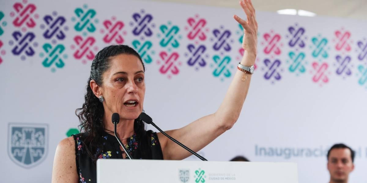 Claudia Sheinbaum confía en que se quede el GP de México