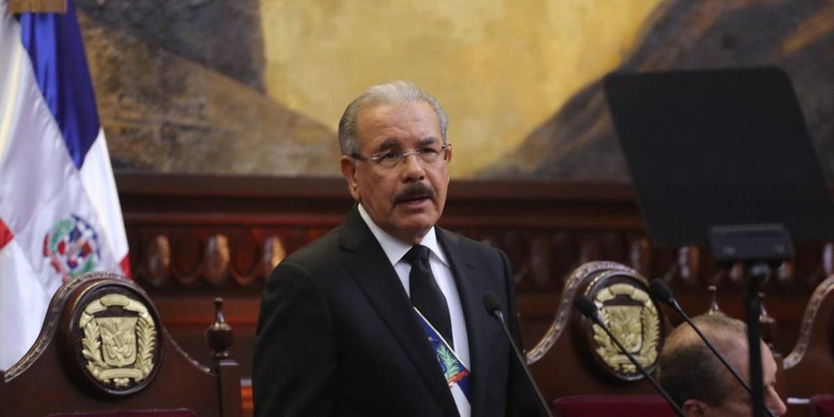 Danilo Medina anuncia proyecto modificación Ley Fideicomiso
