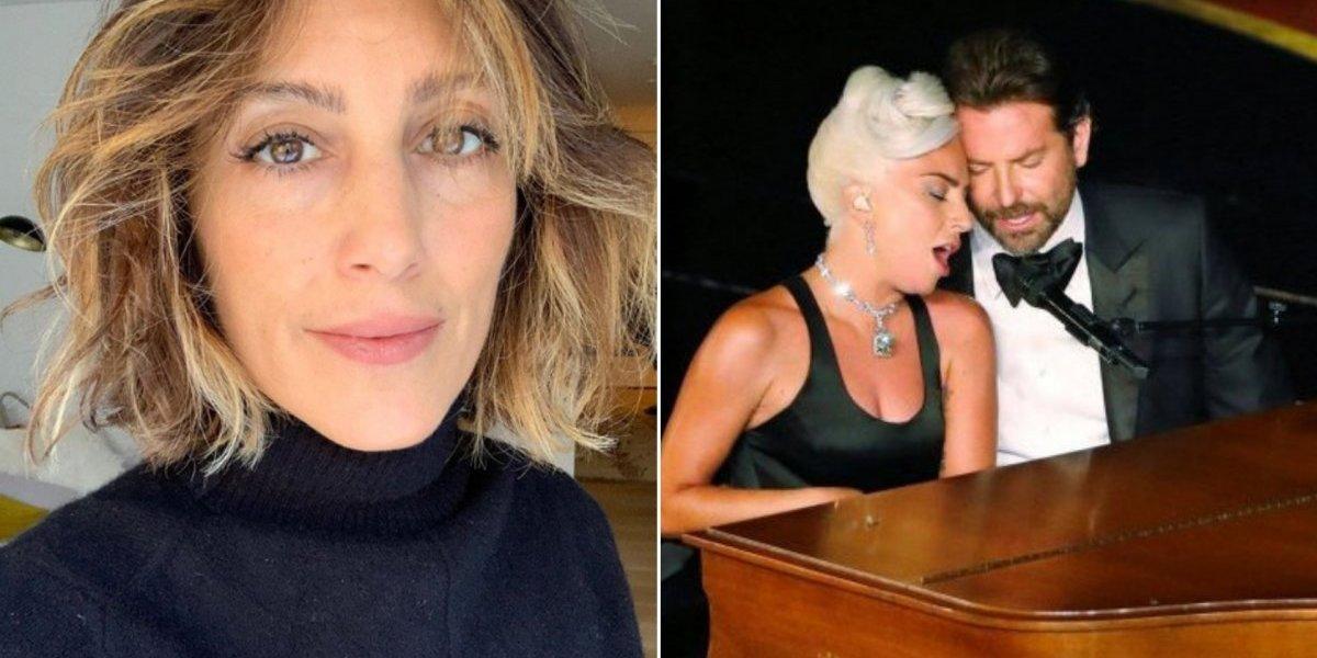 Ex-esposa de Bradley Cooper justifica comentário polêmico sobre relação com Lady Gaga