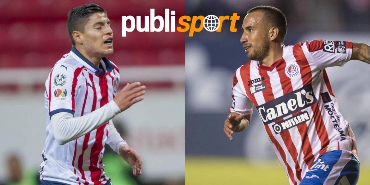 Chivas vs Atlético San Luis: ¿Dónde y a qué hora ver el partido?