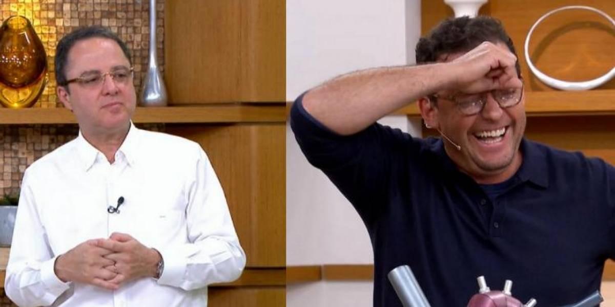 Após sair da Globo, Fernando Rocha participa de programa no SBT