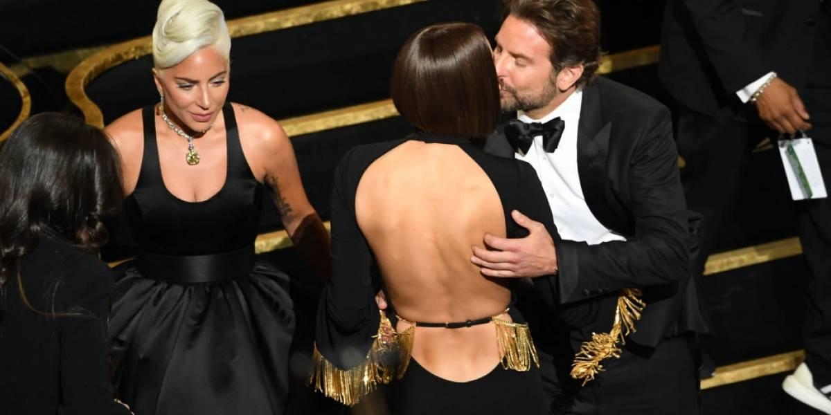 Climão antigo! Irina Shayk parou de seguir Lady Gaga antes de dueto com Bradley Cooper no Oscar
