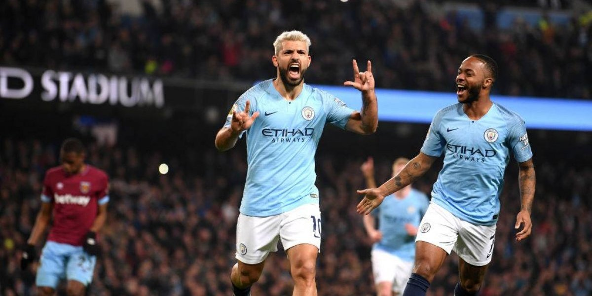 Manuel Pellegrini fue aplaudido en su reencuentro con Manchester City en la derrota del West Ham United