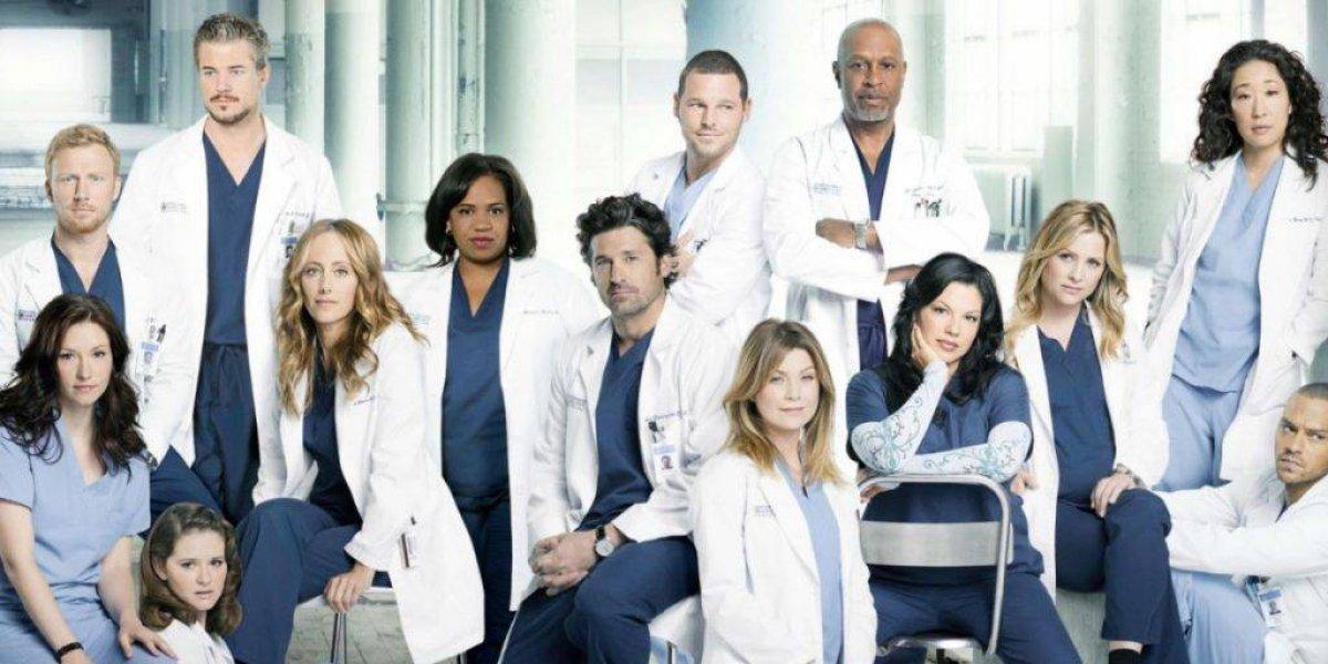 Grey's Anatomy rompe récord de capítulos de ER