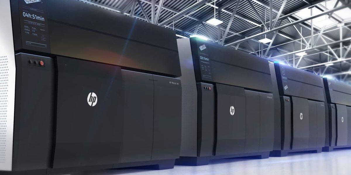 Impresión 3D en metal para piezas de autos, lo que viene en la industria