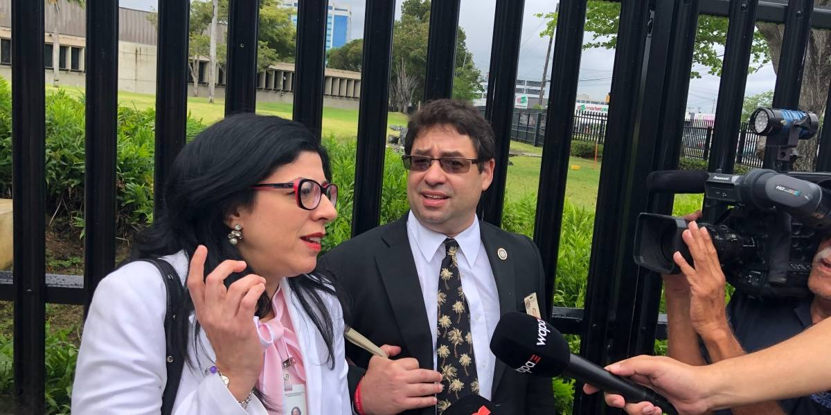 En libertad maestra imputada de insultar a jueza Swain