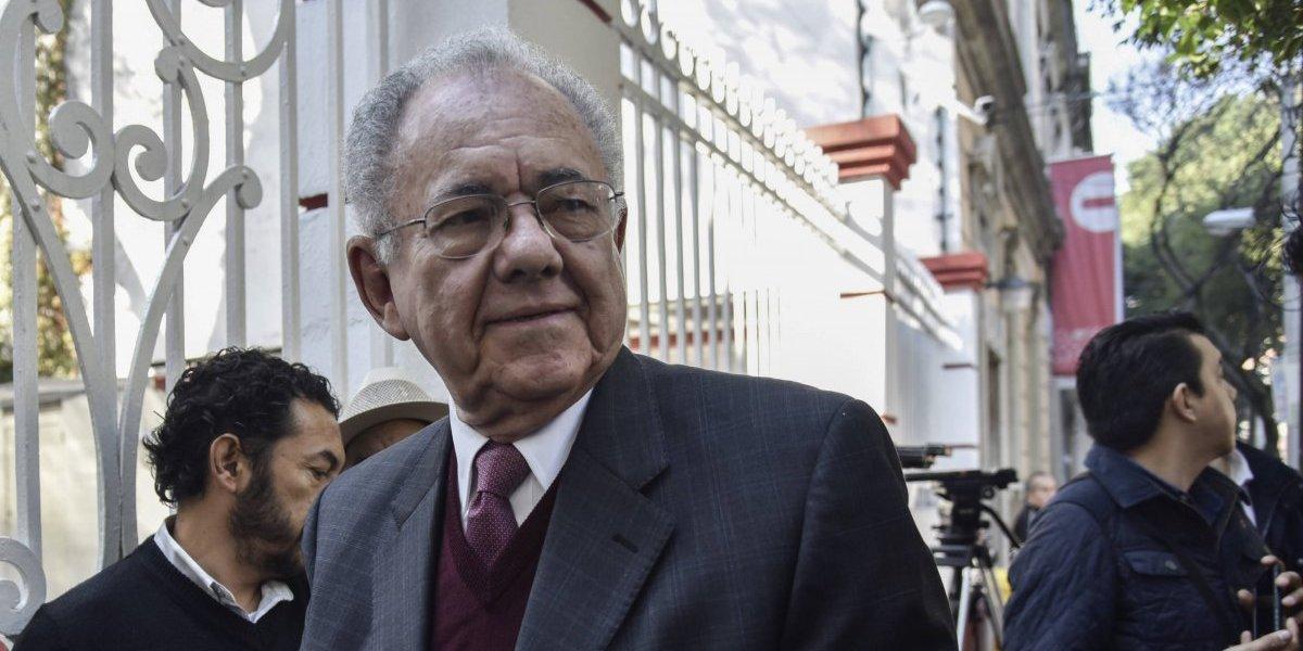 PRI y PRD citarán a comparecer a Jiménez Espriú por accidente aéreo en Puebla