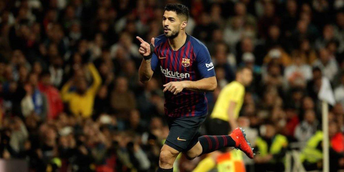 'Hicimos un partido redondo': Luis Suárez