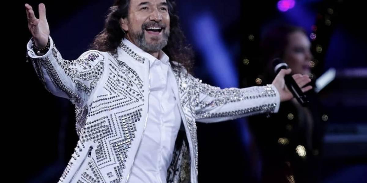 Las redes no perdonan presentación de Marco Antonio Solís en Viña del Mar