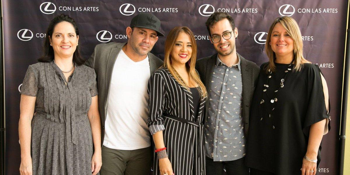 Lexus promueve a artistas para crear propuestas eco amigables