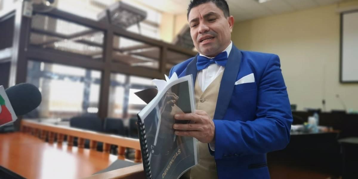 """""""El Taquero"""" denuncia atentado y señala que el Gobierno busca callarlo"""