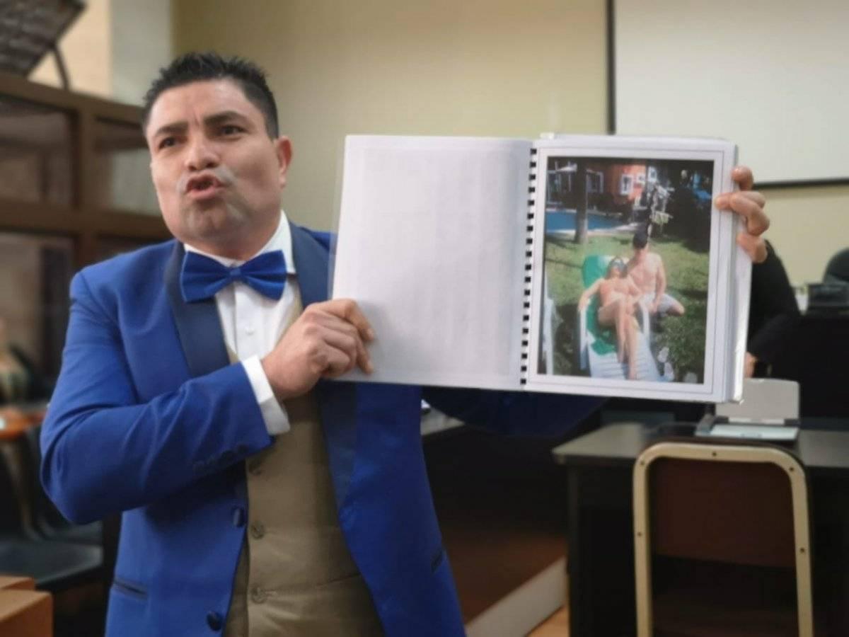 """Marvin Montiel Marín, alias """"El Taquero"""", denuncia atentado y señala que el Gobierno busca callarlo"""