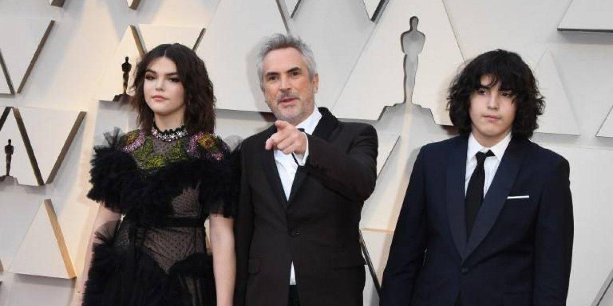 VIDEO. El hijo de Alfonso Cuarón derrocha talento en su cuenta de Instagram