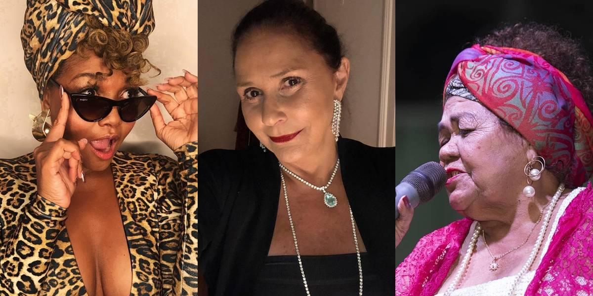 'Pará Pop' no Rock in Rio deve reunir Dona Onete, Fafá de Belém e Gaby Amarantos