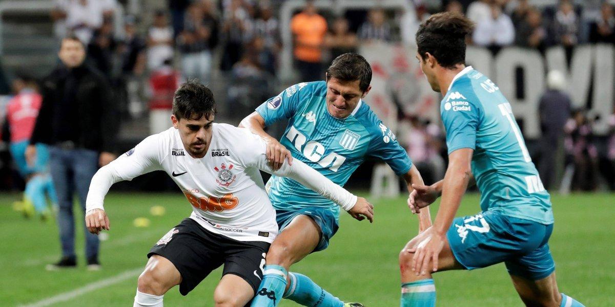 Racing vs. Corinthians: el Cilindro será una caldera