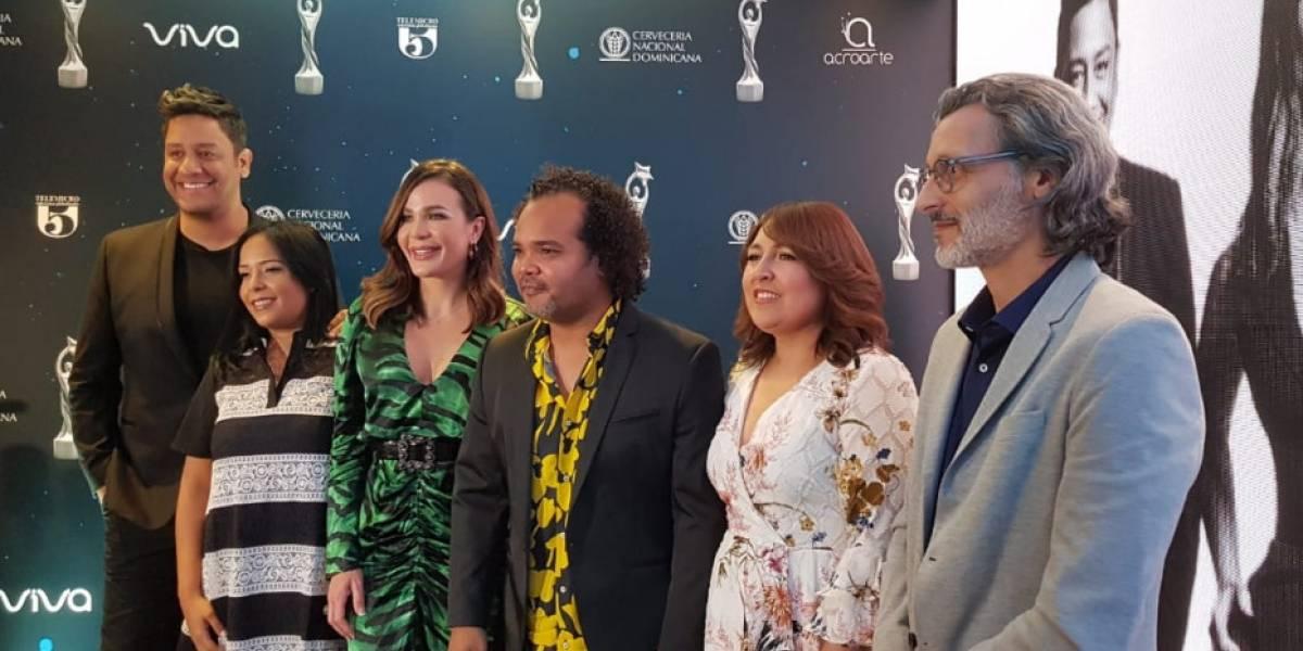 """Premios Soberano tendrá una alfombra """"chic"""""""