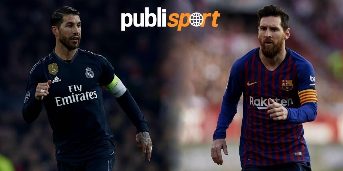 Real Madrid vs Barcelona, ¿dónde y a qué hora ver el partido de semifinales?