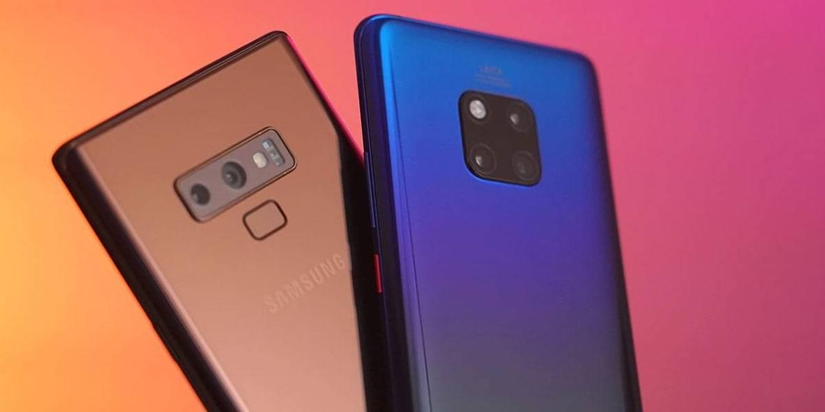 ¡Se acabó!: Samsung y Huawei resuelven su disputa de patentes