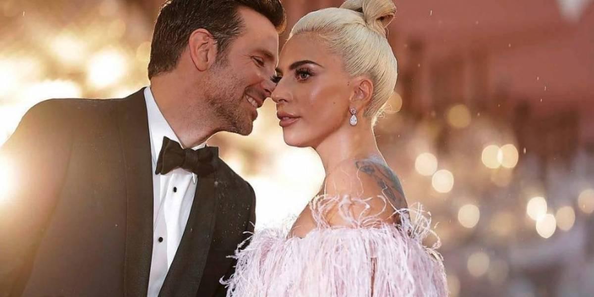 Harta de los comentarios, Lady Gaga rompe el silencio sobre la relación que tiene con Bradley Cooper