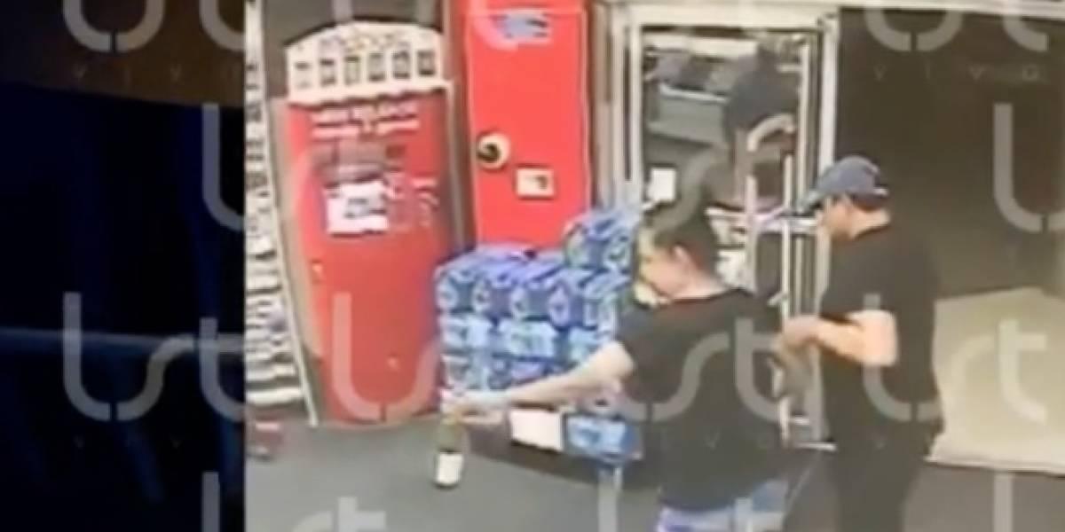 Publican video de Manny Manuel robando en farmacia