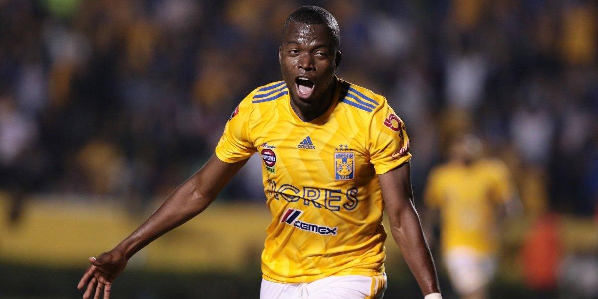Sale Enner Valencia en plan grande y Tigres avanza en la Concachampions