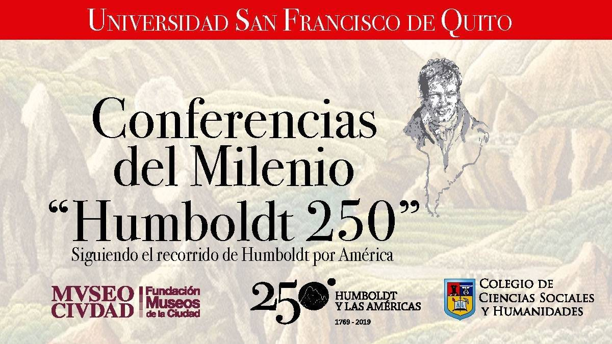 Universidad San Francisco de Quito - Humboldt 250