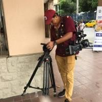 Agresión a periodistas en Guayaquil.