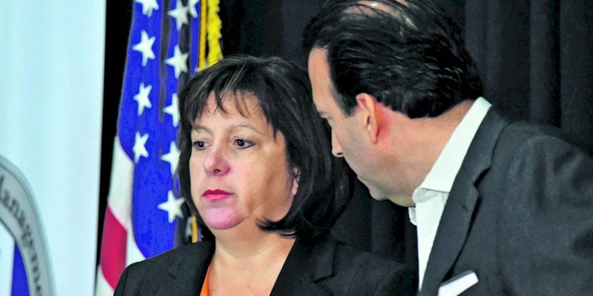 Gobernadora se reunirá hoy con la Junta de Control Fiscal