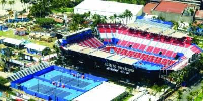 Abierto de Tenis acapulco