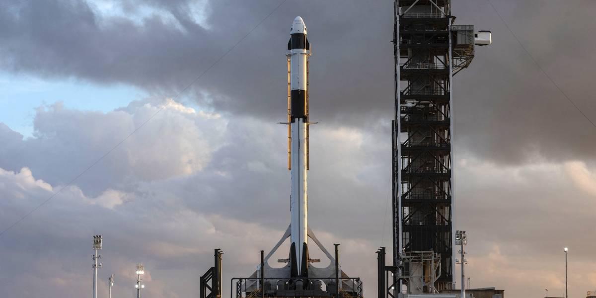 Para explorar o espaço, NASA vai lançar sonda SpX-DM1 neste sábado