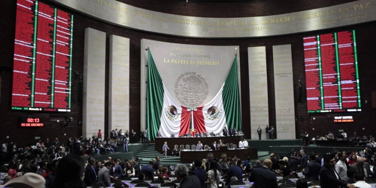 Diputados aprueban Guardia Nacional; pasa a los congresos locales