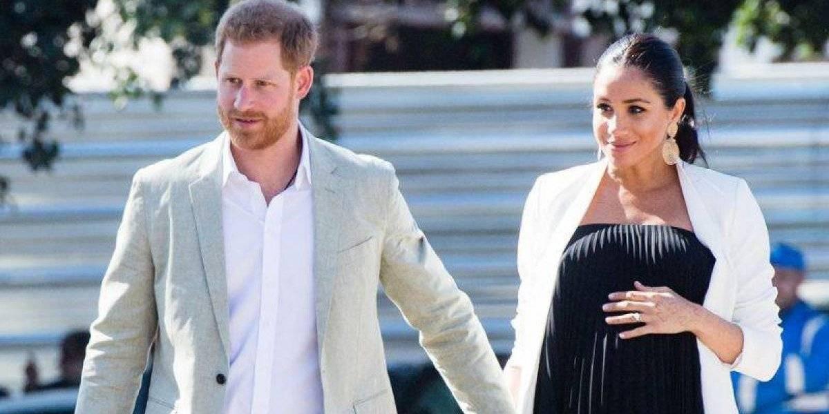 Apresentador britânico anuncia que bebê de Harry e Meghan Markle já pode ter nascido