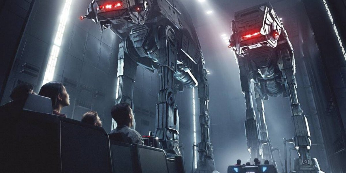 """Nueva tierra de Disney llamada """"Star Wars: Galaxy's Edge"""""""