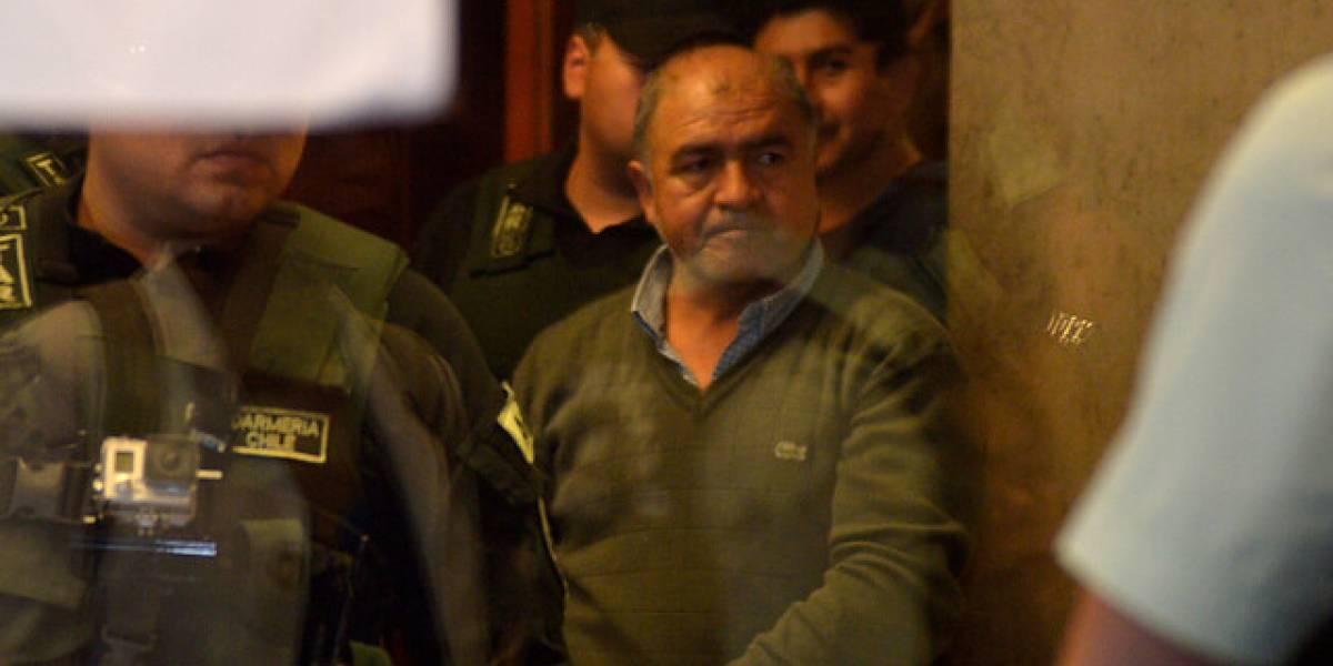 Primos Tralcal ingresan a cárcel de Valdivia a cumplir pena del caso Luchsinger