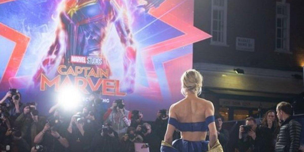 Os três looks que roubaram a cena na estreia de 'Capitã Marvel'