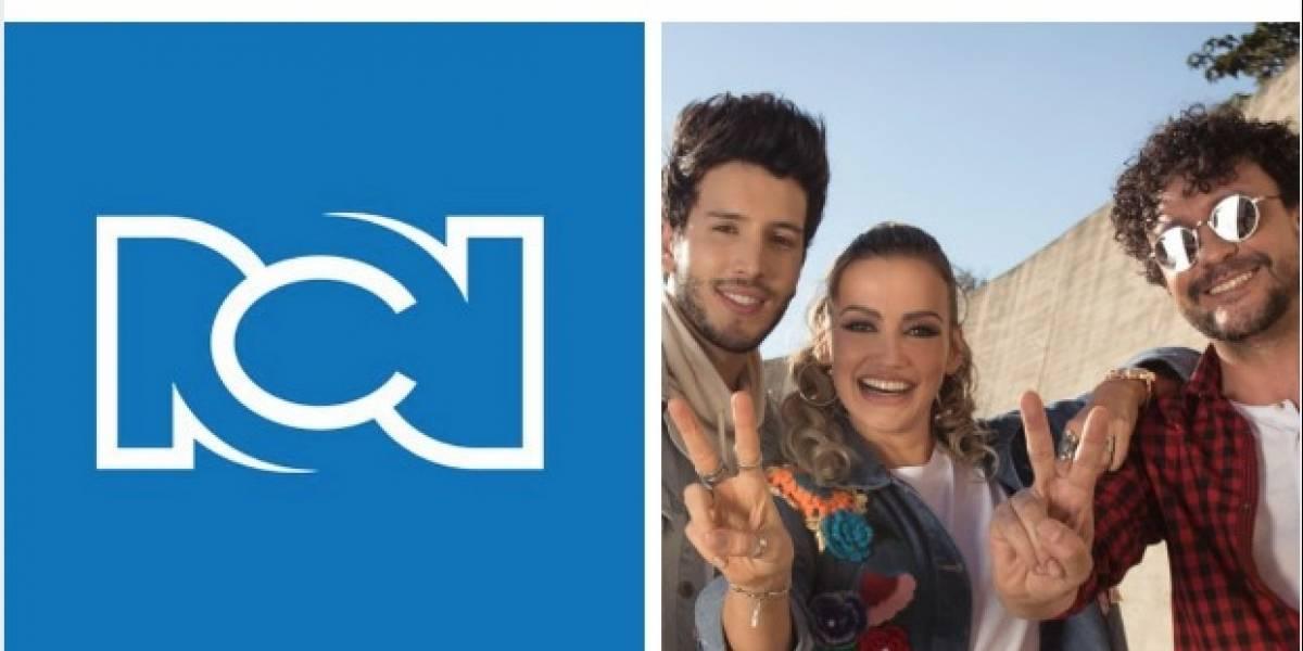 Presentadora de RCN apareció en 'La Voz Kids'
